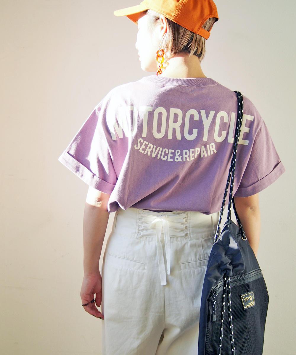 チュニックTシャツ【8163-9104】