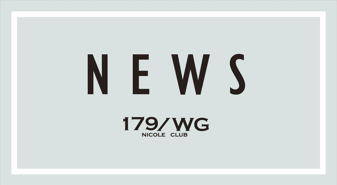 NICOLE ONLINE SHOP リニューアル3周年記念キャンペーン
