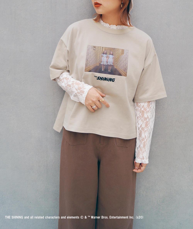 SHiNiNGフォトTee【0263-9011】