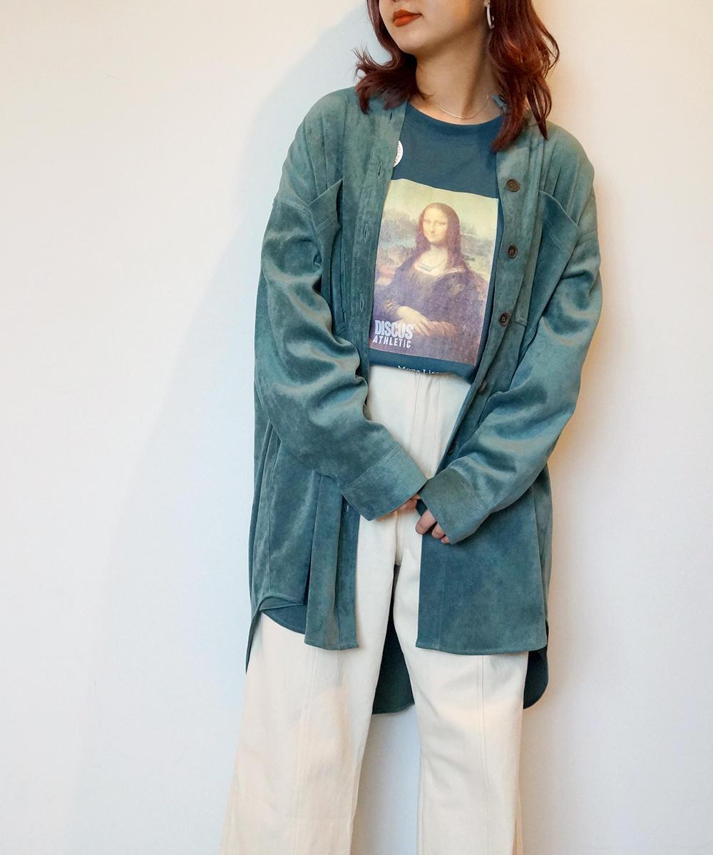 ライスコールビッグシャツ【0463-8022】