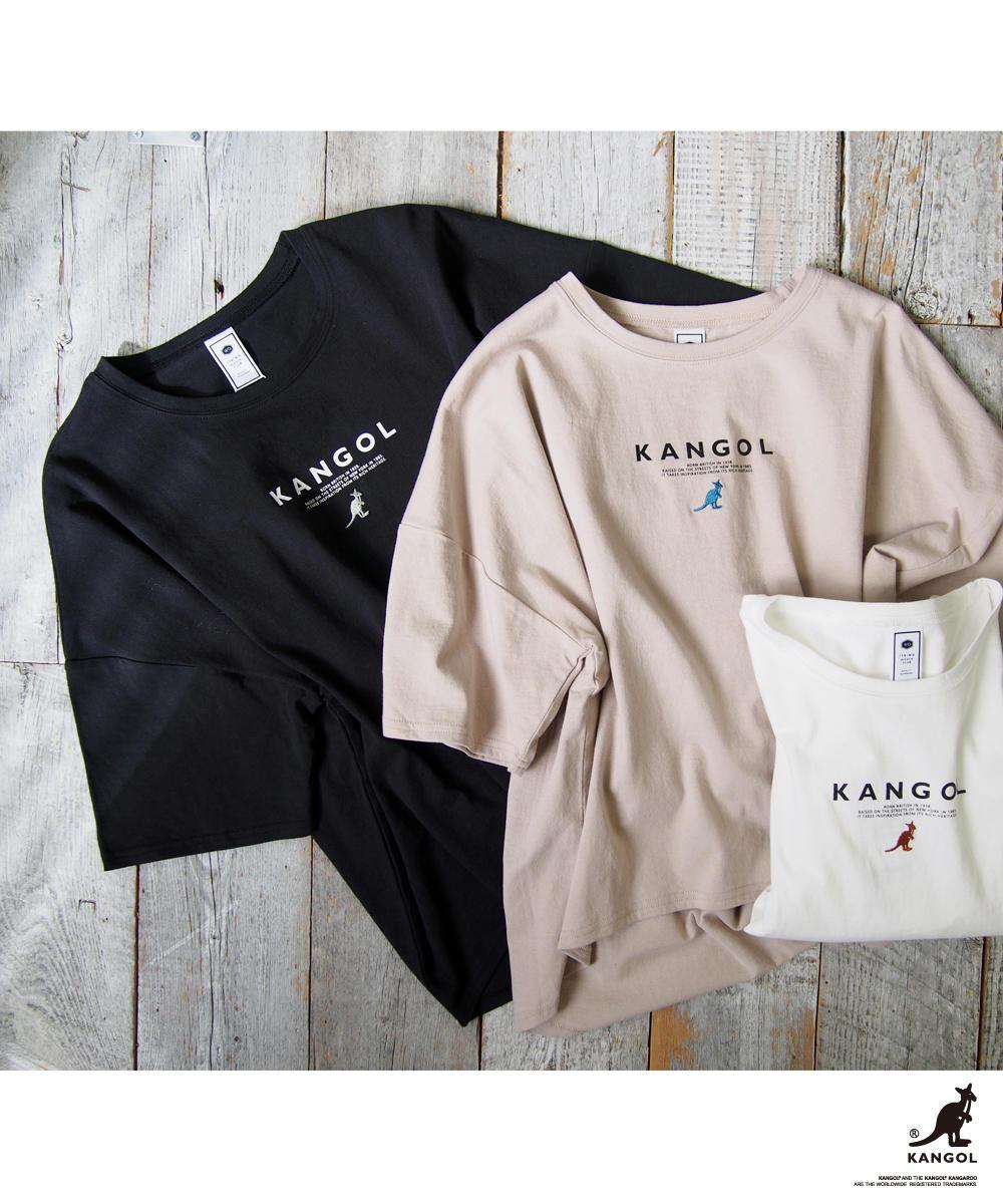 KANGOLコラボTシャツ【9263-9018】