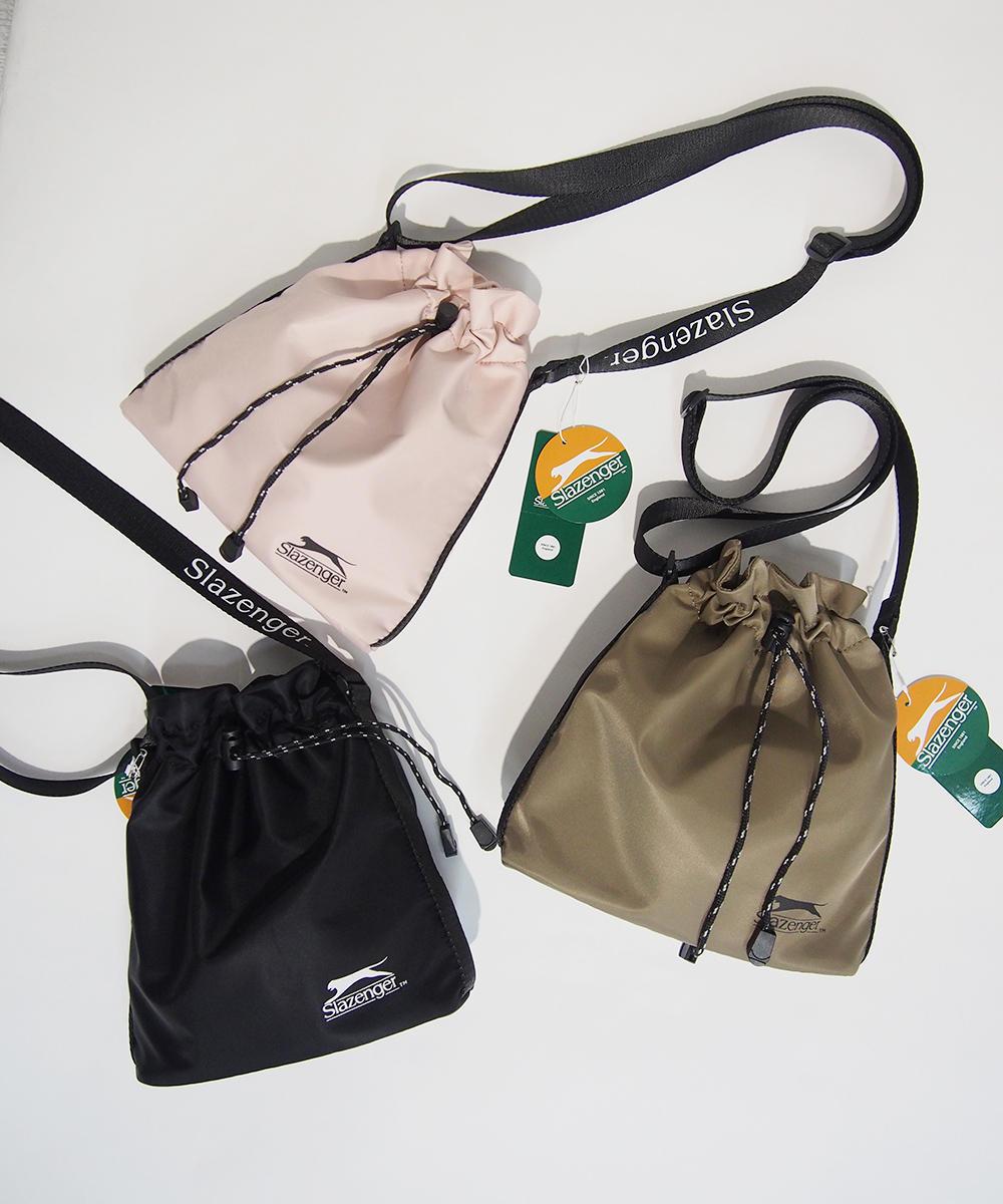 Slazenger巾着式ショルダーバッグ【9463-7252】