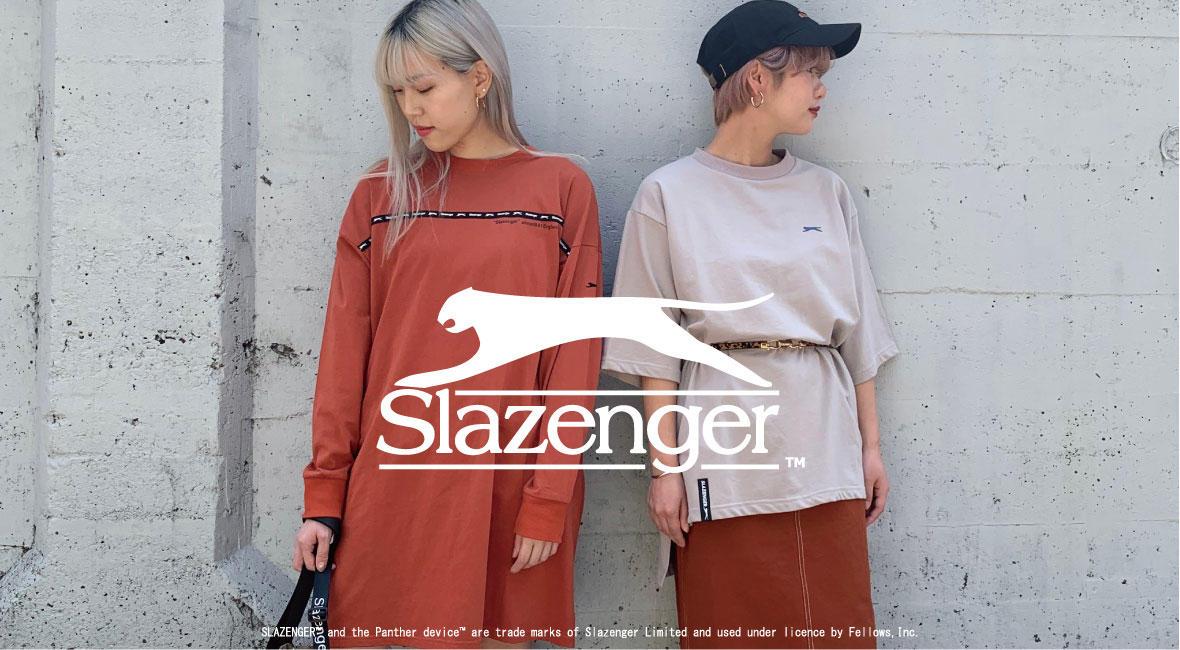 - Slazenger -